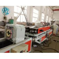 Buy cheap PVC single wall corrugated pipe, PVC flexible hose ,PVC single wall bellow extrusion line, PVC spiral tube machine from wholesalers