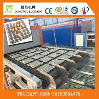 Buy cheap Low investment High profit business 3000~4000pcs/hr Used Paper egg tray making machine price from wholesalers