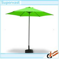 Buy cheap 2.75m Steel Patio Market Umbrella Outdoor Furniture for Summer Sunshade from wholesalers