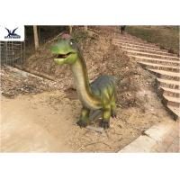 Wholesale Decorative Dinosaur Garden Statue Animatronic Brachiosaurus Statues Display from china suppliers
