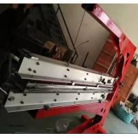 Buy cheap 0 - 0.3 Mpa Air Pressure Conveyor Belt Splicing Machine Water Cooled 300mm - 2100mm Wide from wholesalers