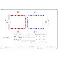 Buy cheap Columbarium plan for temple place from wholesalers
