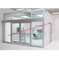 Buy cheap Bio - Pharma Cold Storage Room Medical Laboratory Freezer Clean Room from wholesalers