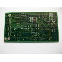 Buy cheap HASL CNC double-sided prototyping MC CEM-3 8 mil BGA Pitch pcb board from wholesalers