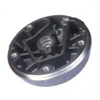Buy cheap Ra0.8 - 3.2 Roughness Aluminum Die Casting Cover For Pump Assembly / CNC Machining Parts from wholesalers