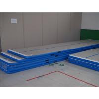 Buy cheap Drop Stitch Material Inflatable Gymnastics Mat Air Floor Tumbling 2 Years Warranty from wholesalers
