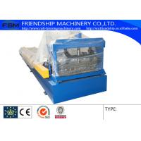 Buy cheap 0.4-0.6mm Thickness 35mm Height Roof Panel Corrugated Sheet Roll Forming Machine With  PLC Controller from wholesalers