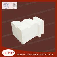 China Zero Thermal Expansion Silica Brick for Coke Oven on sale