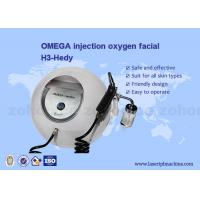 Buy cheap Omega 75W Skin Rejuvenation Machine , Oxygen Facial Machine For Spa from wholesalers