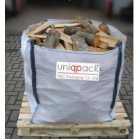Buy cheap Firewood Bulk Material Bags product