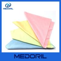 Wholesale Wholesale And Custom Customer Logo Microfiber Eyeglass Cleaner from china suppliers