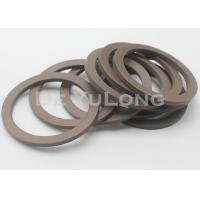 Buy cheap PTFE+ Bronze Brown Color Back Up Ring Hydraulic Cylinder Rod Seal Oil Resistance from wholesalers