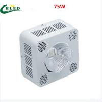 Wholesale 75w 8band cob full spectrum red+blue+White+ IR+UV led plant grow lights reflector cup from china suppliers