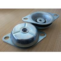 China Industrial Grade Rubber Shock Mounts With Round Cap Of Female Screw FRS , FRH Typ on sale