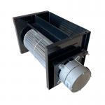 Buy cheap Small Tangential Fan Metal Impeller Cross Flow Fan Low Noise Tangential Blow from wholesalers