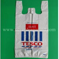 Buy cheap Producer of T-Shirt Grocery Bags for Shopping/Vest bags for shopping/T-shirt bags for supermarket from wholesalers