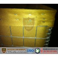 Buy cheap China HESCO Defensive Barrier, Anping HESCO Bastion Barriers, HESCO Blast Wall, HESCO Plus from wholesalers