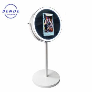 China High-quality ipad photo booth with free photo props/Portable ipad photo booth on sale