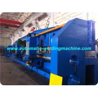 Buy cheap Steel Plate Bevelling Edge Milling Machine and Chamfer Machine in Steel Constructure Industry from wholesalers