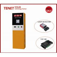 TCP / IP Smart car parking system control panel / car park management system