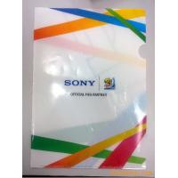 Buy cheap A4 plastic file folder from wholesalers