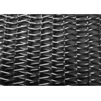 Buy cheap 304L High Temperature Resistant Conveyor Wire Mesh Belt For Industry Machine Parts Oven from wholesalers