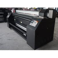 Buy cheap Epson DX7 Print Head Textile Sublimation Printing Machine With Pigment Ink from wholesalers