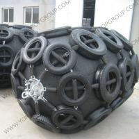 Buy cheap Wharf Mooring Rubber Pneumatic Fender from wholesalers