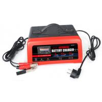 Buy cheap 2A / 12A / 75A Lead Acid Car Battery Charger plug in , 12 Volt from wholesalers