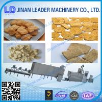 Buy cheap Cost-savingTextured soya protein manufacturing machine from wholesalers