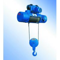 Wholesale Steel Electric Wire Rope Hoist Trolley Winch For Lifting Pendant Control High Efficiency from china suppliers