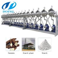 Buy cheap hydrocyclone filter for cassava starch and potato starch from wholesalers