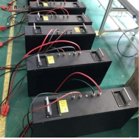 Buy cheap IP66 24 Volt 50ah Lithium Ion Battery For Robots AGVs from wholesalers