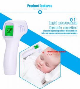 Human Body Digital Lcd Infrared Thermometer / Non Contact IR Temperature Measurement Gun Meter Manufactures