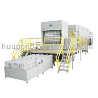 Buy cheap Pulp molding egg tray machine from wholesalers