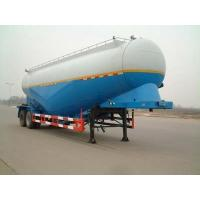 Buy cheap 2014 competitive price 60t 3 axles bulk cement trailer / tri-axle bulk cement powder tank from wholesalers