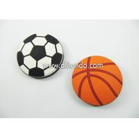 Wholesale Round shape basketball football shape personalized mini portable bottle opener custom as for promotional gifts from china suppliers