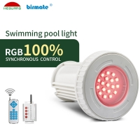 Buy cheap 3W ABS structure waterproof Small cement pool led swimming pool light from wholesalers
