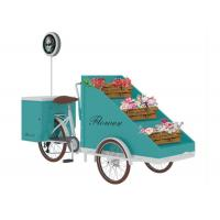 Buy cheap Multipurpose Commercial Scooter Vending Cart Aluminium Alloy Frame Stable Structure from wholesalers