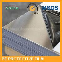 Buy cheap Stainless Steel Appliance Covering Film , Automotive Clear Bra Film Lightweight from wholesalers