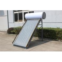 Pressure Blue Tinox Vacuum Tube Solar Collector , Passive Solar Water Heating Systems Manufactures