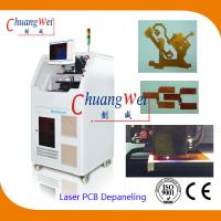 Precision PCB Laser Cutting Machine For Printed Circuit Boards / Cover Layers Manufactures