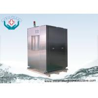 Buy cheap Overpressure Relief Protection Hospital Autoclave With Vertical Sliding Door from wholesalers