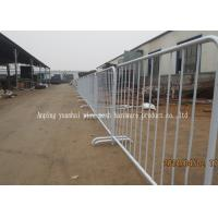 Buy cheap Steel Tube Temporary Mesh Fencing Hire Mobile Safety Easily Handle Remove from wholesalers