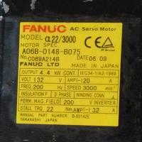 China A06B-0148-B075 A06B0148B075 FANUC SERVO MOTOR on sale