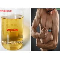 Buy cheap Safe Legal Anabolic Steroids Injectable Semi-finished Oil Primobolan Ace For Sale from wholesalers