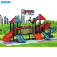 China High Quality Children Amusement Equipment outdoor Playground with slide for  kids on sale