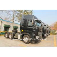 Buy cheap D10.38 Engine 420HP Prime Mover Truck 6X4 , 12 Wheel Tractor Head Truck from wholesalers