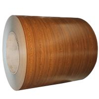 Wholesale Wood Grain PPGI Coil Sheet / Prepainted Galvanized Steel Coil GB Standard from china suppliers