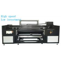 Buy cheap 3.2M Large Format High Speed Digital Fabric Printer 1440Dpi 3200mm ISO Approved from wholesalers